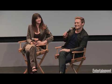 Full Q&A Panel of Outlander S3 Premiere with Sam Heughan and Caitriona Balfe