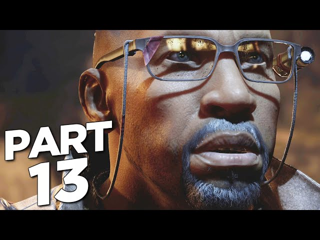ALTERED BAILEY BOSS in OUTRIDERS PS5 Walkthrough Gameplay Part 13 (FULL GAME)