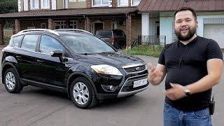 Ford Kuga 1 Обзор, Замер и Тест-Драйв