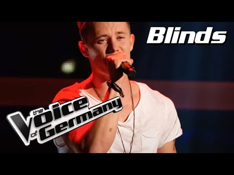 Harry Styles - Sign Of The Times (Matthias Nebel)   The Voice of Germany   Blind Audition