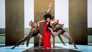 Sidi Larbi Cherkaoui on the creative process behind his new work Medusa (The Royal Ballet)
