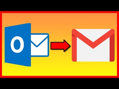 How To Export Outlook 2016 Contacts To Gmail Account - Tutorial