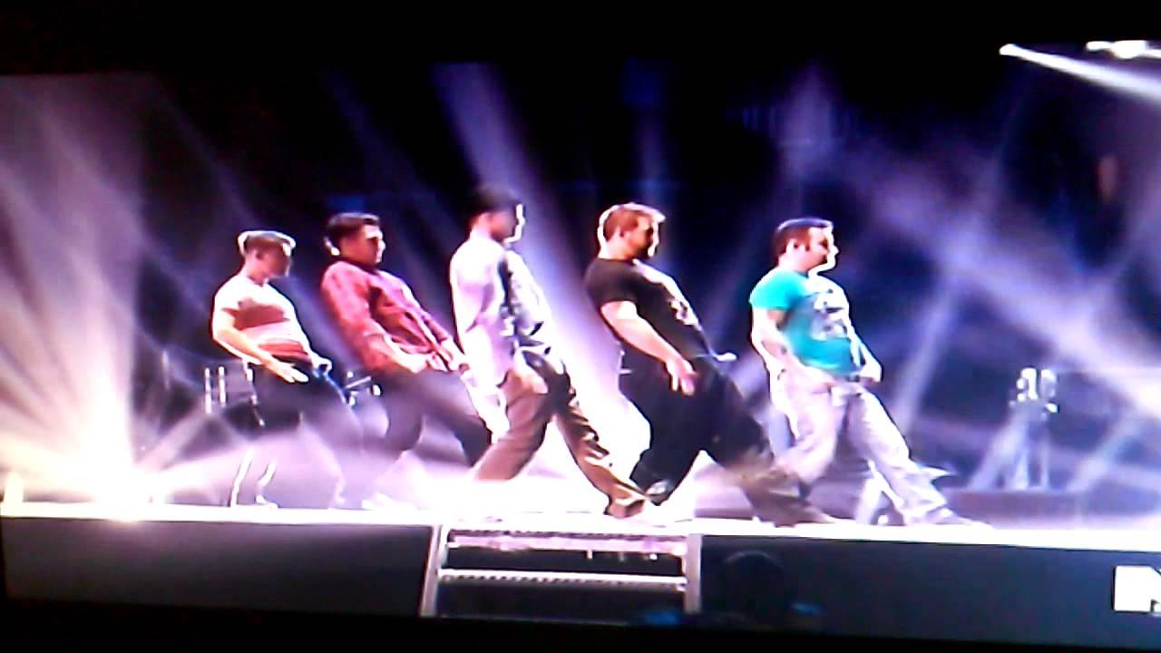 NSYNC Reunion Performance, 2013 MTV VMAs in Brooklyn - YouTube