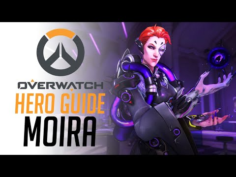 Moira - Overwatch Hero Guide thumbnail