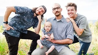 3 Dads and a Baby