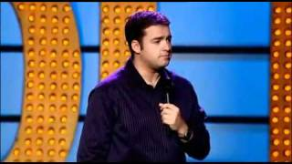 Jason Manford - Live At The Apollo (Part 1)