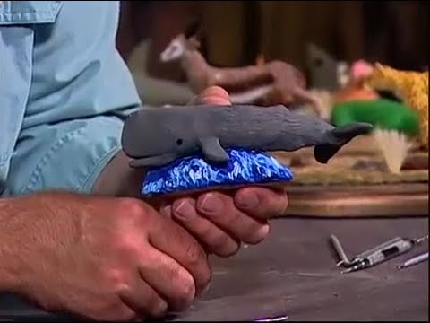 Creations in Clay Sperm Whale
