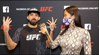 Mike Perry Shares Funny Colby Covington Interaction At Gym; Thinks Darren Till Great Fight To Make