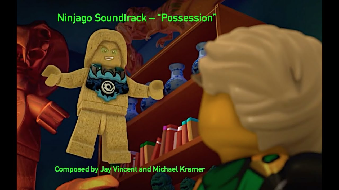 Ninjago Soundtrack Possession Jay Vincent and Michael Kramer