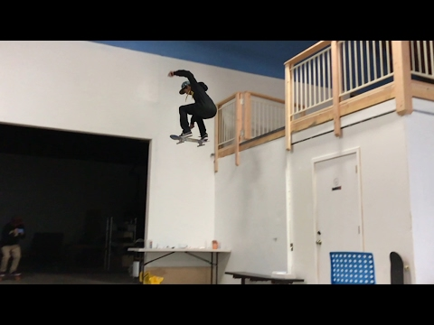SKATING THE BRAILLE DROP LIVE STREAM