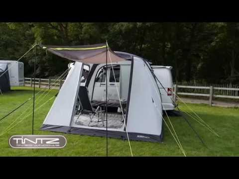 Oxygen Movelite 2 2xl Inflatable Air Frame Drive Away Awning