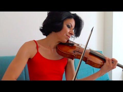 G.Bersanetti - Concerto in La III.Allegrissimo  /Kremena Nikolova - Violino d'AMore/