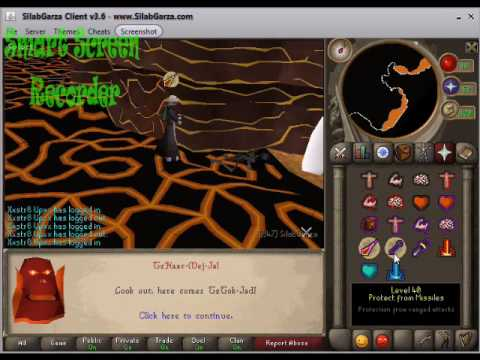 Thumbnail: fire cape guide silab garza