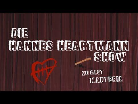 Die Hannes Heartmann Show - Marteria / Folge 01: Durch den Dschungel in Angola
