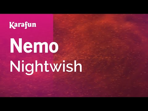 Karaoke Nemo  Nightwish *