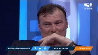 IL DIRETTORE SPORTIVO DELLA REGGINA TAIBI A SPORTITALIA (10-07-2019)