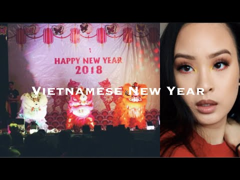 Vietnamese New Year Celebration | GRWM