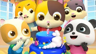 Happy Birthday Song 2 | Beach Song, Colors Song | Nursery Rhymes | Kids Songs | BabyBus