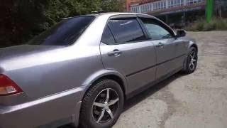 Легендарный японский автомобиль !  Флагман: Honda Accord, 2002г., V-1800, АКПП