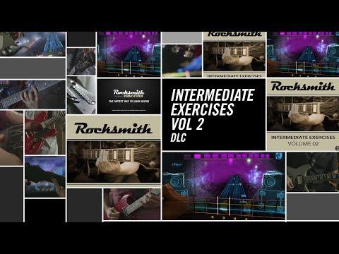 Intermediate Exercises, Vol  2 - Rocksmith 2014 Edition Remastered DLC