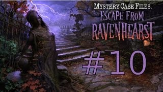 Mystery Case Files: Escape from Ravenhearst Walkthrough part 10