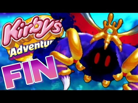 KIRBY VS MAGOLOR | FIN KIRBY ADVENTURE WII U FR