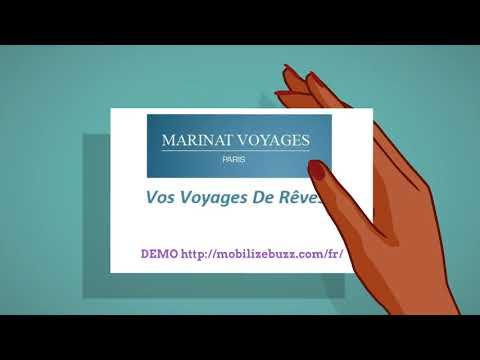 Agence de Voyage à Paris Marina Voyages