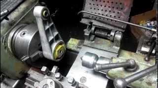 Краш-тест на отрыв полиуретана от металла.