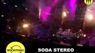 Soda Stereo - Sobredosis de tv - 20-10-07