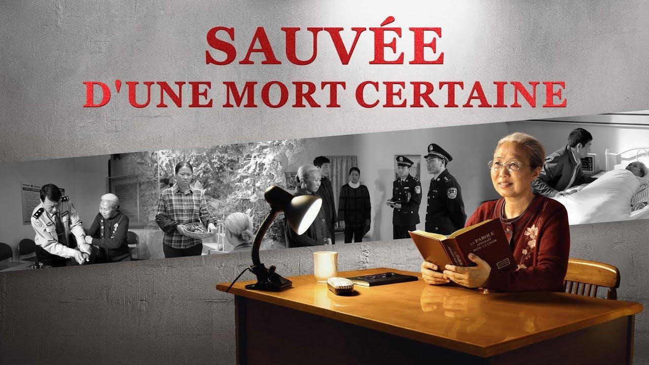 Film chrétien en français 2018 « Sauvée d'une mort certaine » Bande-annonce officielle