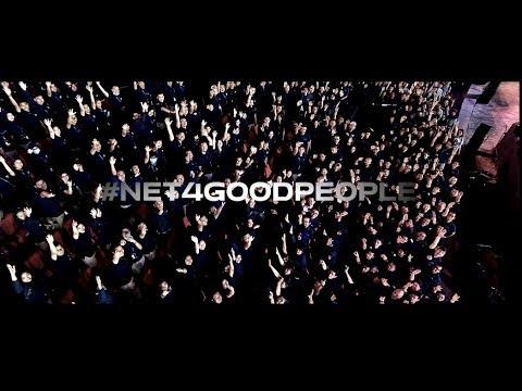 Salam Good People dari CEO NET, Wishnutama