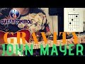 "How To Play ""Gravity"" By John Mayer - Chord Inversions & Voice Leading Lesson"