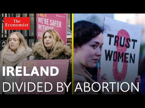 Ireland: divided by abortion | The Economist