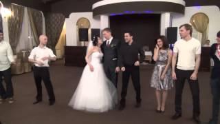 Свадебный банкет Алёна и Виктор 7 марта 2015