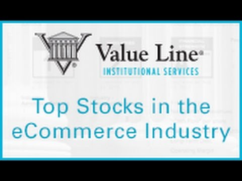 Value Line Pro Webinar: Top Stocks in the eCommerce Industry