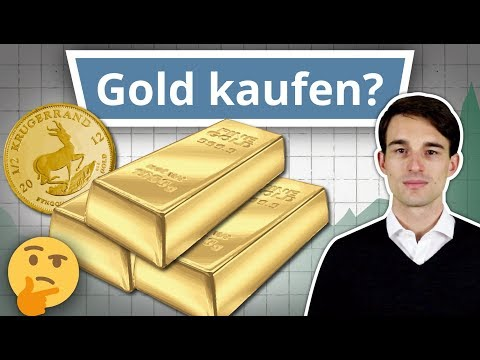 Gold kaufen: Ist es 2018 sinnvoll in Gold zu investieren?