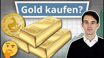Gold kaufen: Ist es sinnvoll in Gold zu investieren?