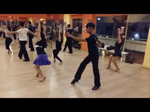 Advanced Rumba Singapore Dance Class Thursdays 031116