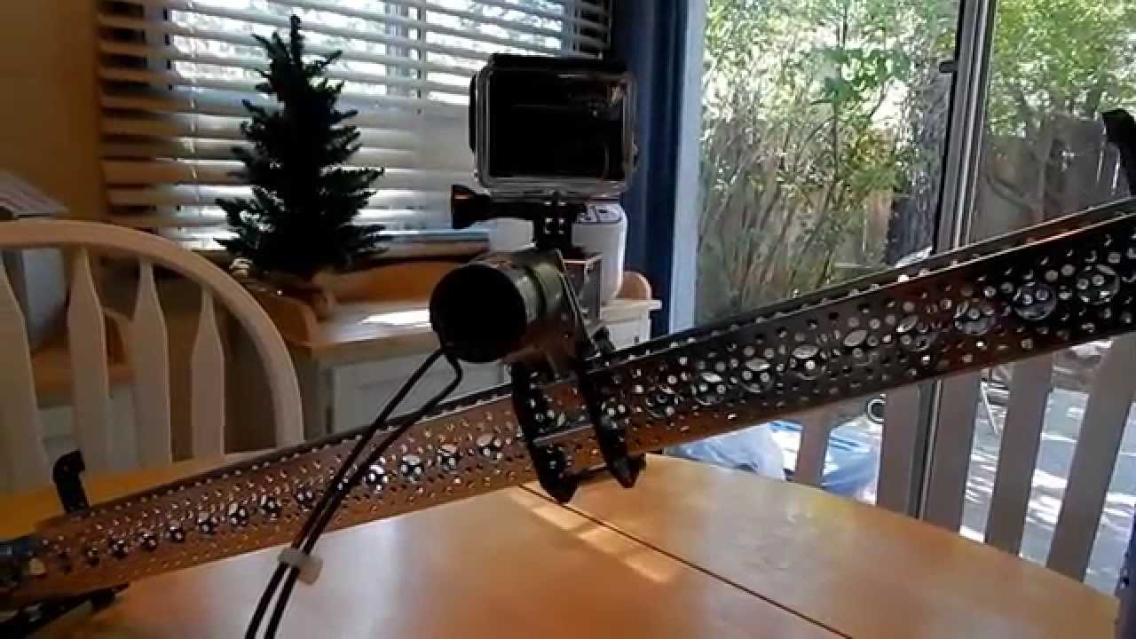 Servo city custom motorized camera slider review doovi Motorized video slider