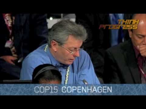 Tuvalu at Copenhagen: 'The Fate Of My Country Rests In Your Hands'
