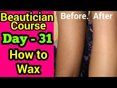 Self Facial, Step by Step    Beautician Course, Day - 32