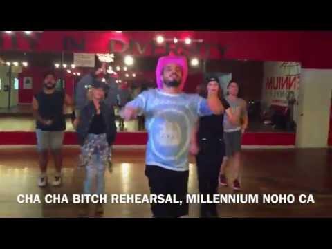 AB Soto Rehearsal Cha Cha Bitch Millennium