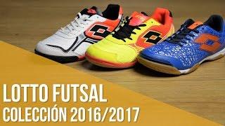 Lotto Futsal: Colección 2016/2017