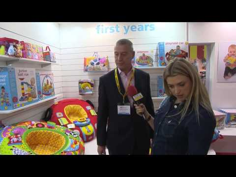 Galt Toys Interview with John McDonnell at London Toy Fair