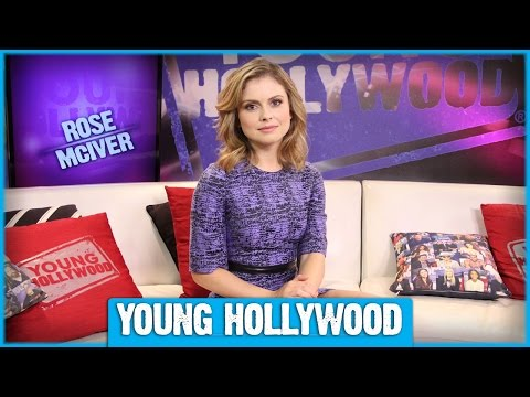iZOMBIE's Rose McIver on Eating Brains & the Zombie Trend!