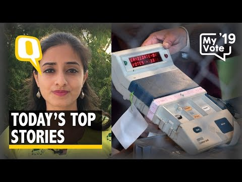QWrap: VVPAT Slips to Delay Results & More | The Quint