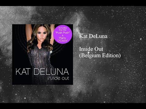 Kat DeLuna - Inside Out (Belgium Edition)