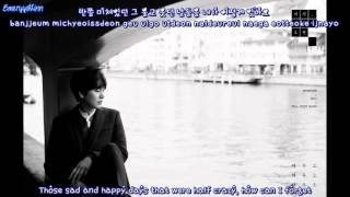 Gambar cover Kyuhyun - Way to Say Goodbye (안녕의 방식) [English subs + Romanization + Hangul]