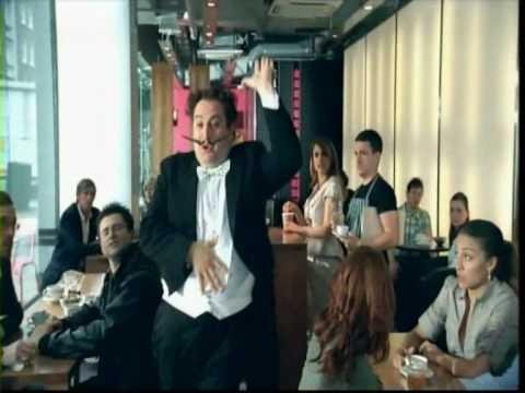 Go Compare 'Tenor' Coffee Shop Advert