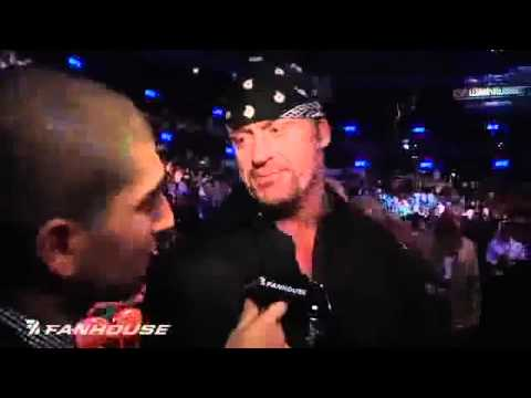 Undertaker and Michelle McCool Interview